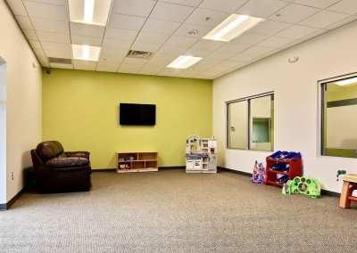 First Church DeMotte Facility Nursery