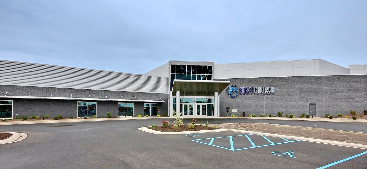 First Church DeMotte Facility Outside 2