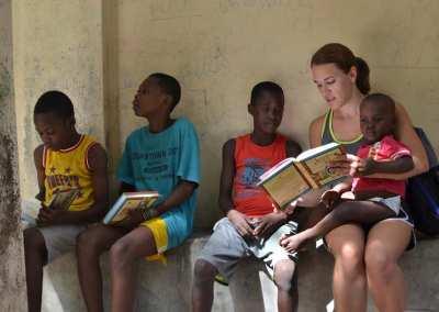 First Church Haiti - Candiss Terborg