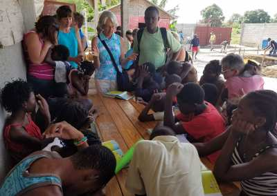 Haiti Praying