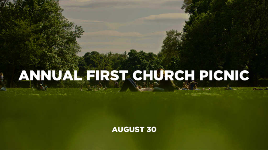 Upcoming Events First Church Demotte